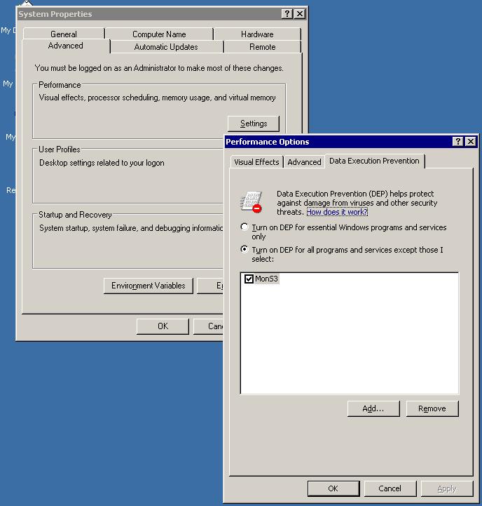 money-enable-dep-exception-5