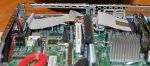 Уложенный кабель для SMDC